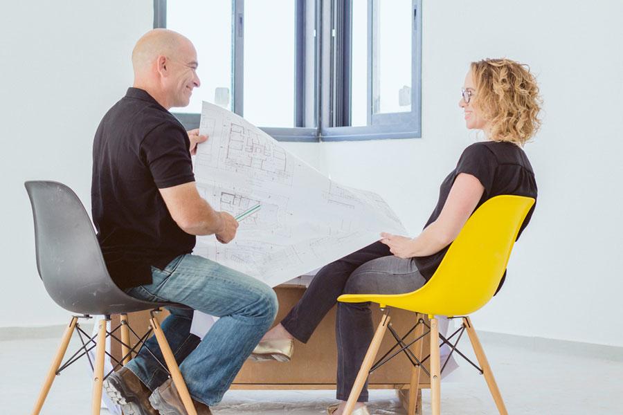 אדריכלים מומלצים בדרום - רויטל ויוסי גפני
