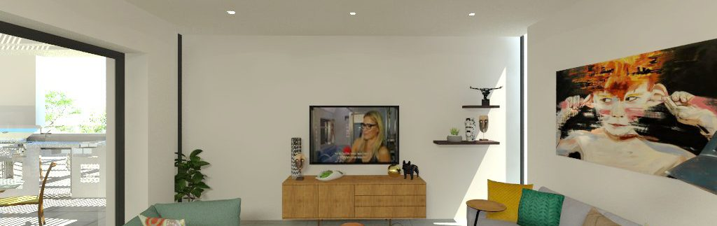 עיצוב פנים בבאר שבע - יצירת אווירה ייחודית בחלל המגורים