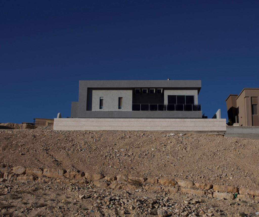 תכנון בית מגורים פרטי ומפנק