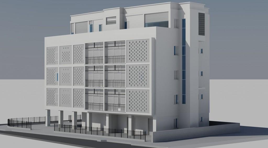 בניין לשימור בתל אביב (6)