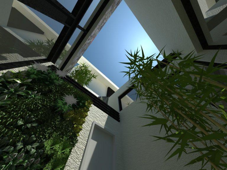 הכנסת אור טבעי למבנה, בניה ירוקה אינסוף אדריכלים